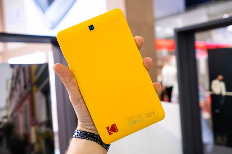 Kodak Tablet 7 ausprobiert