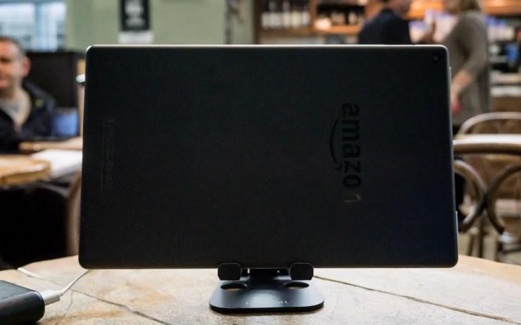 Amazon Fire HD 10 2017 Design
