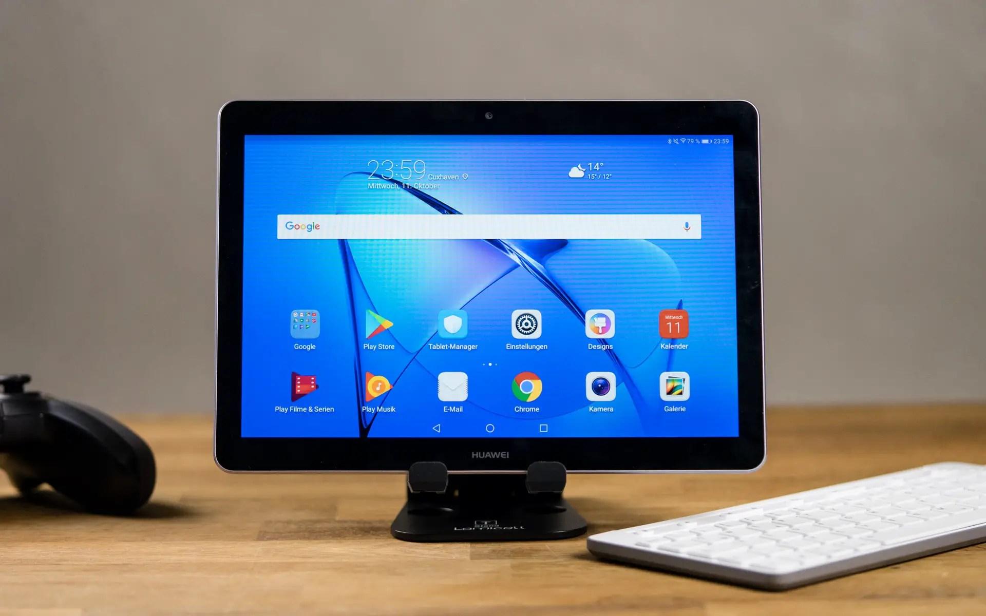 huawei mediapad t3 10 im test ein gutes und g nstiges tablet. Black Bedroom Furniture Sets. Home Design Ideas
