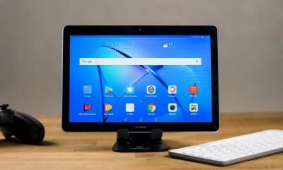 Huawei MediaPad T3 10 Test