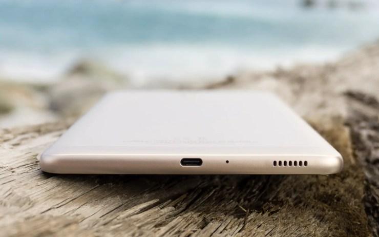 Samsung Galaxy Tab A 8.0 2017 mit USB Typ C Anschluss