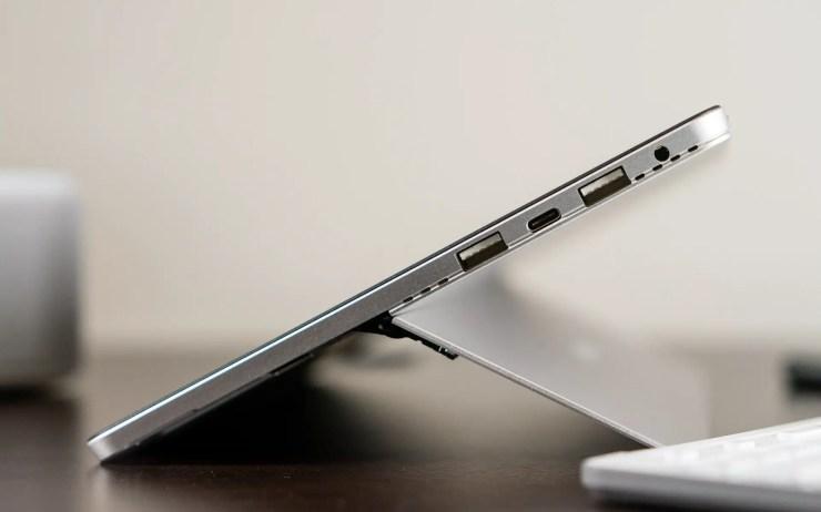 Chuwi SurBook Mini Anschlüsse