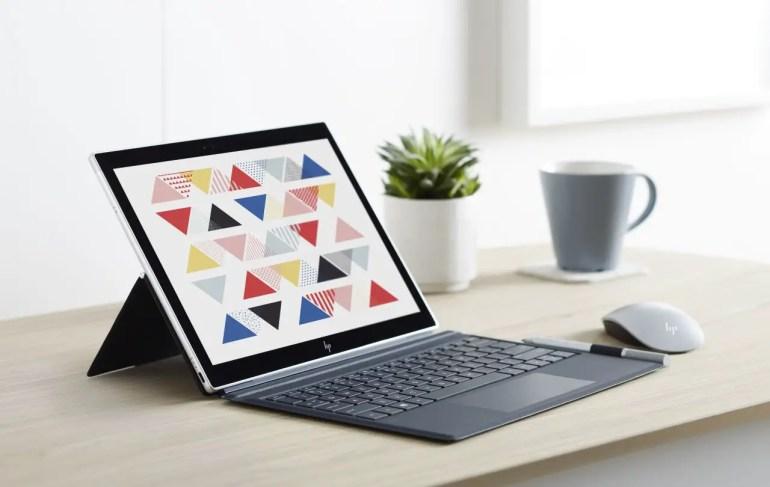 HP Envy X2 mit Snapdragon 835