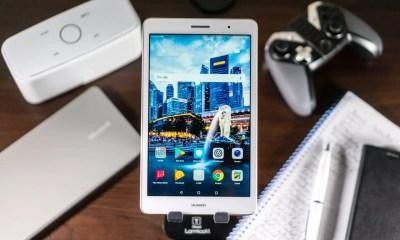 Huawei MediaPad T3 8 Test