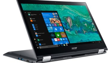 Acer Spin 3 2018 Convertible
