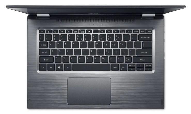 Acer Spin 3 2018 Tastatur