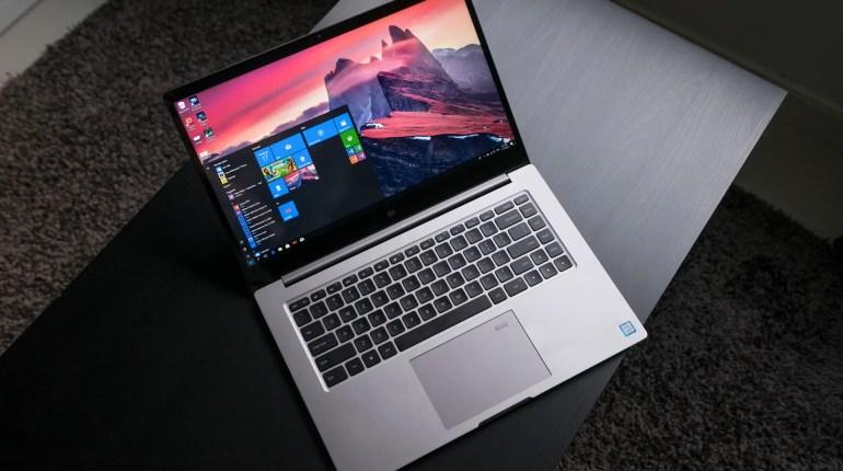Xiaomi Mi Notebook Pro ausprobiert