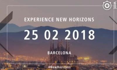 Huawei MWC 2018