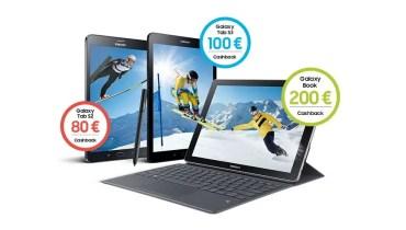 Samsung Tablet Cashback