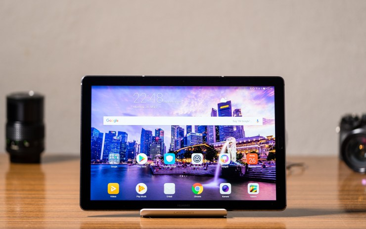 Huawei MediaPad M5 10 Display