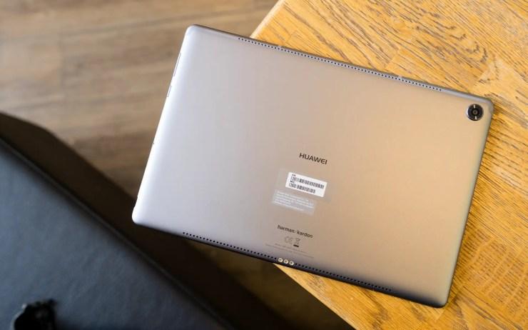 Huawei MediaPad M5 10 Rückseite