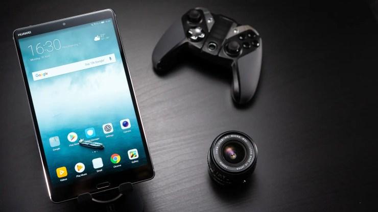 Huawei MediaPad M5 8 Review