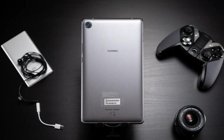 Huawei MediaPad M5 8 Rückseite