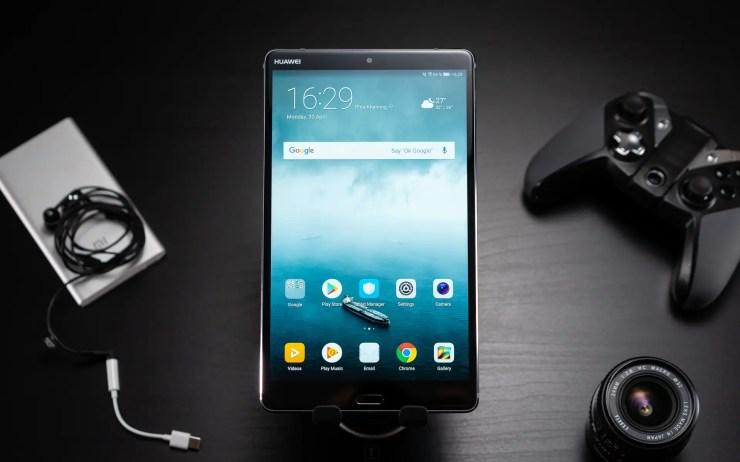 Huawei MediaPad M5 8 Test