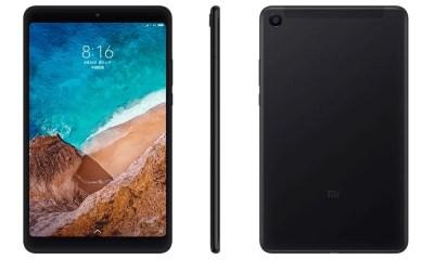 Xiaomi Mi Pad 4 in schwarz