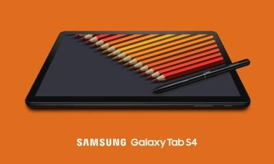 Samsung Galaxy Tab S4 vorgestellt