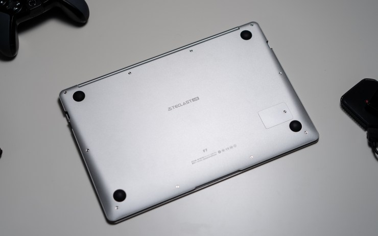 Teclast F7 SSD Slot