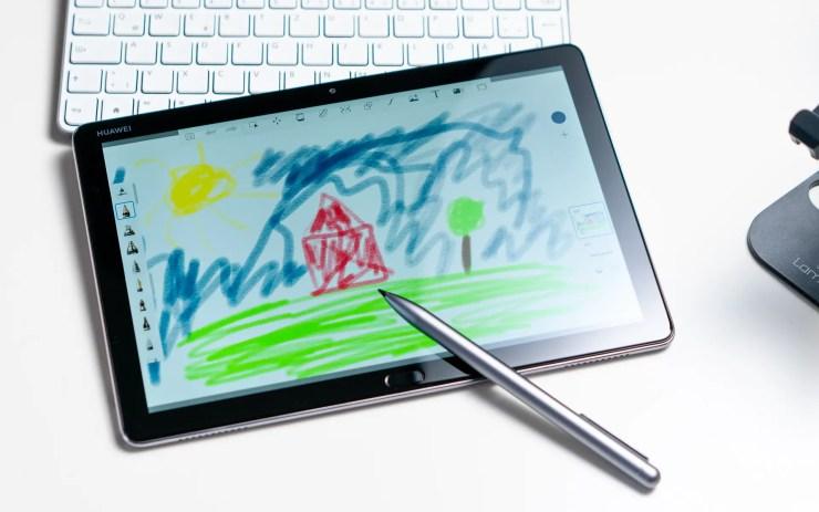 Huawei MediaPad M5 Lite 10 Stylus
