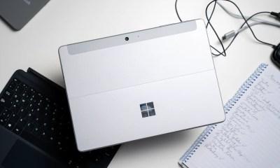 Microsoft Surface Go Verarbeitung
