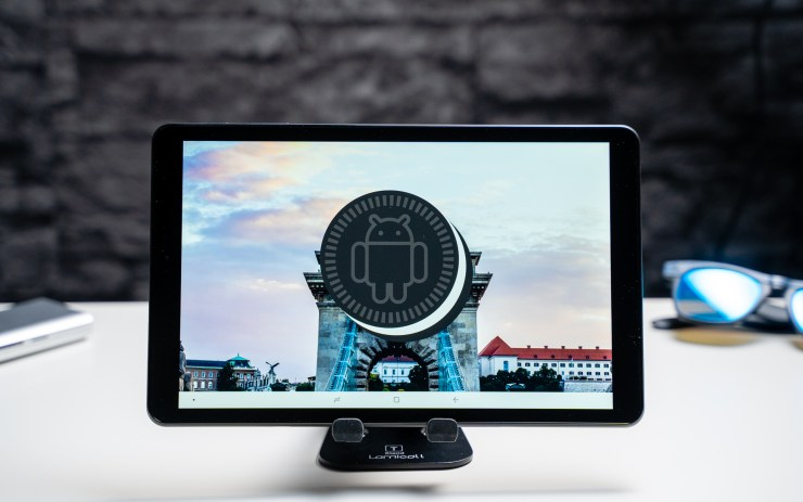 Samsung Galaxy Tab A 10.5 mit Android Oreo