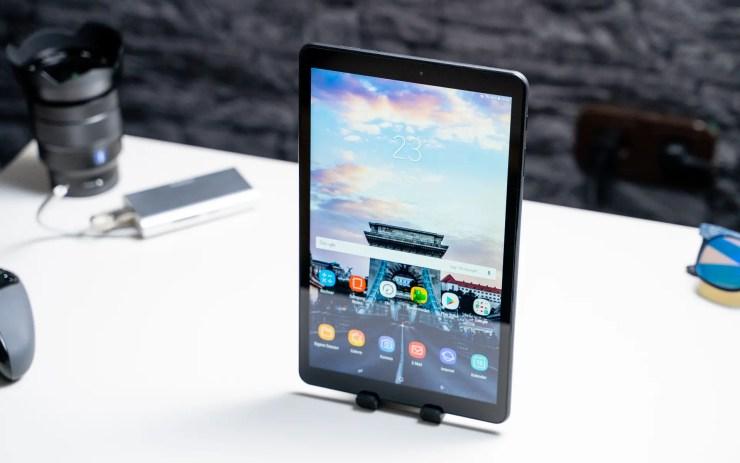 Samsung Galaxy Tab A 10.5 ausprobiert