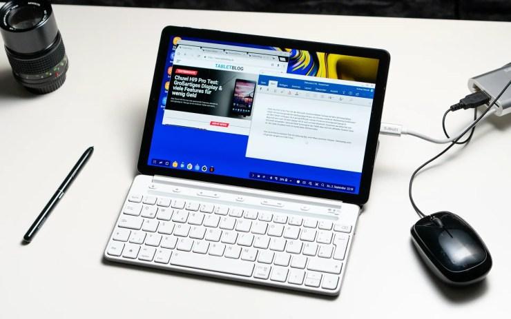 Samsung Galaxy Tab S4 mit Samsung Dex