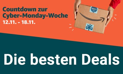 Cyber Monday Countdown