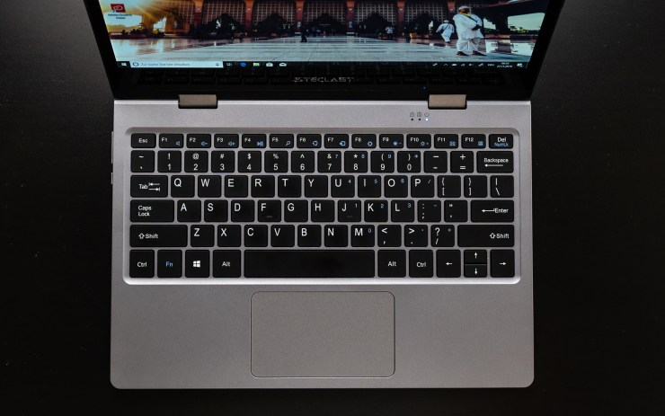 Teclast F5 Tastatur