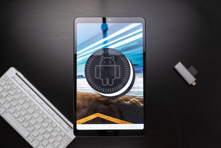 Xiaomi Mi Pad 4 Plus mit Android 8.1 Oreo