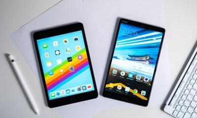 Vergleich: iPad Mini 2019 vs Huawei MediaPad M5 8