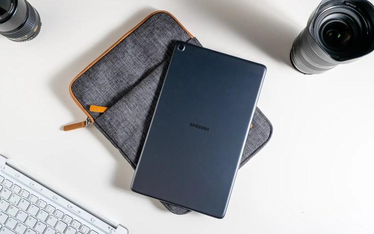 Samsung Galaxy Tab A 10 2019 Design