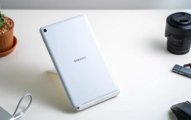 Samsung Galaxy Tab A 8.0 Design
