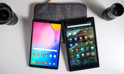 Samsung Galaxy Tab A 10.1 vs Amazon Fire HD 10 Tablet Vergleich