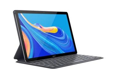 Huawei MediaPad M6 10 mit Tastatur