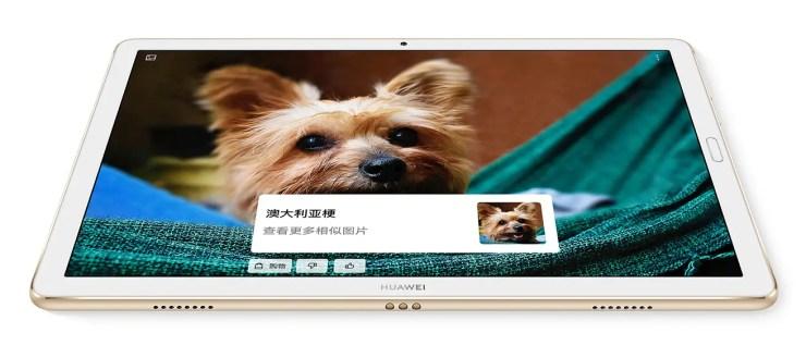 Huawei MediaPad M6 mit vier Lautsprechern