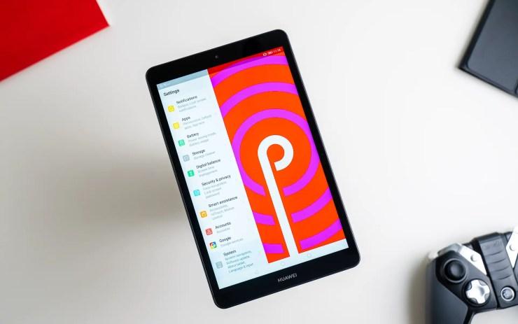 Huawei MediaPad M5 Lite 8 mit Android 9