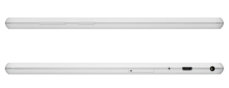Lenovo Tab M10 HD Anschlüsse