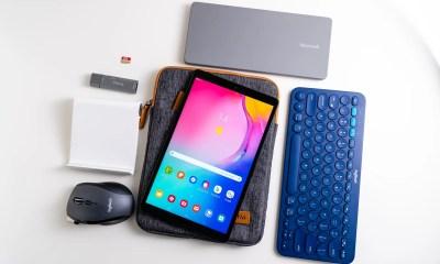 Samsung Galaxy Tab A 2019 Zubehör