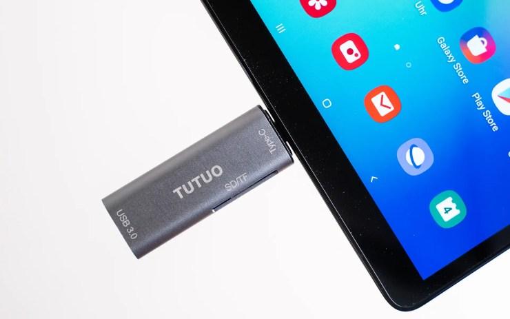 Tutuo USB C Stick