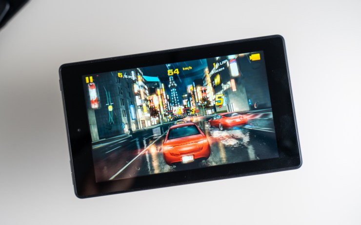 Amazon Fire 7 Spiele Test