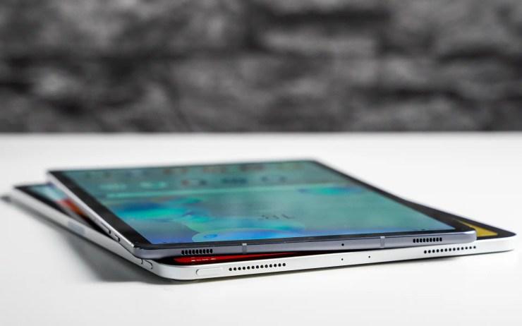 Samsung Galaxy Tab S6 vs iPad Pro Lautsprecher