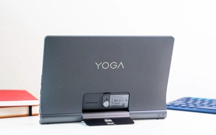 Lenovo Yoga Smart Tab Design