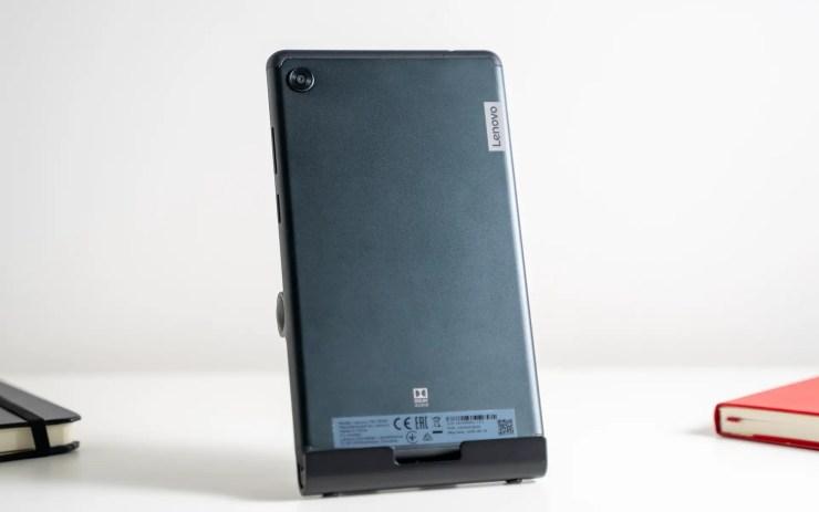 Lenovo Tab M7 Rückseite