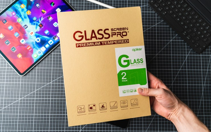iPad Pro Schutzfolie