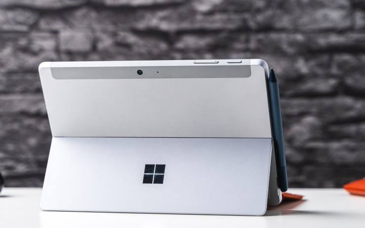 Microsoft Surface Go 2 Verarbeitung