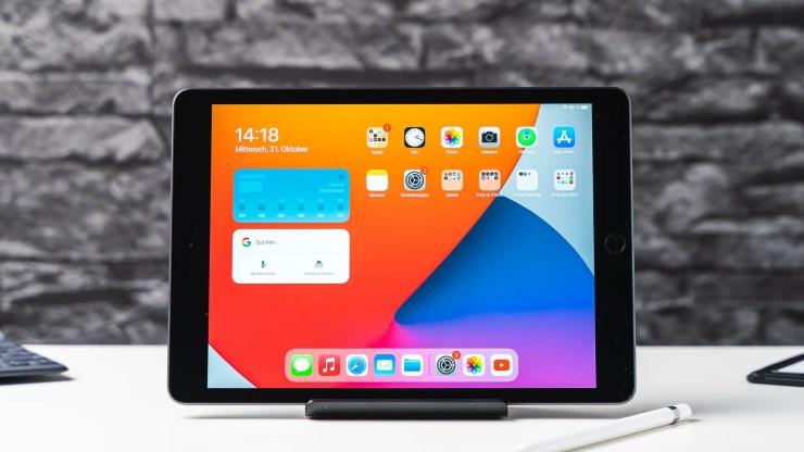 Apple iPad 8 getestet