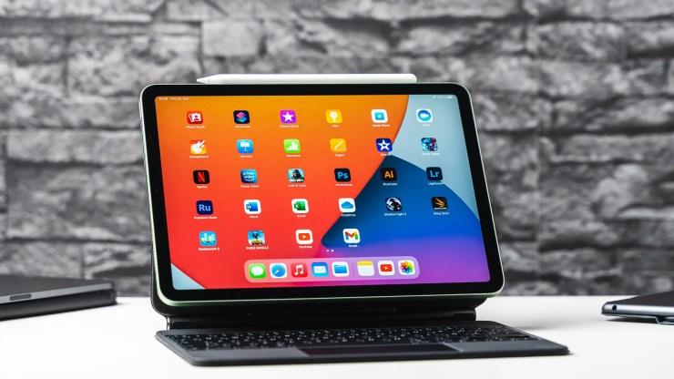 Apple iPad Air 4 im Test