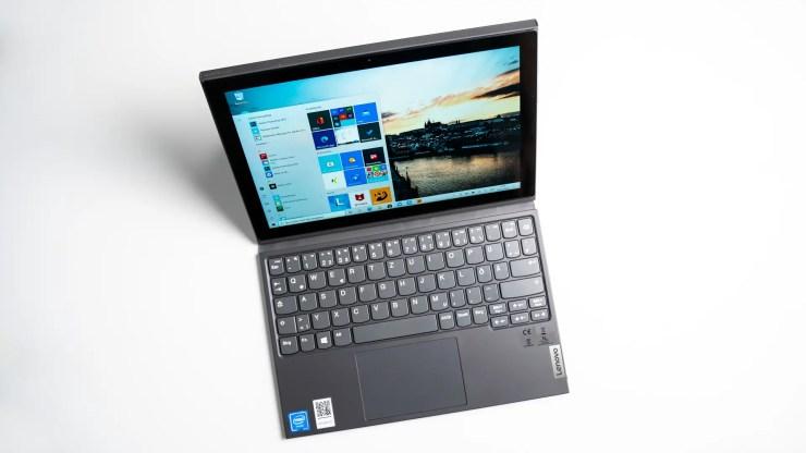 Lenovo IdeaPad Duet 3i getestet