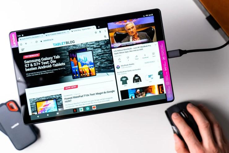 Lenovo Tab M10 HD 2. Gen mit Arbeitsmodus