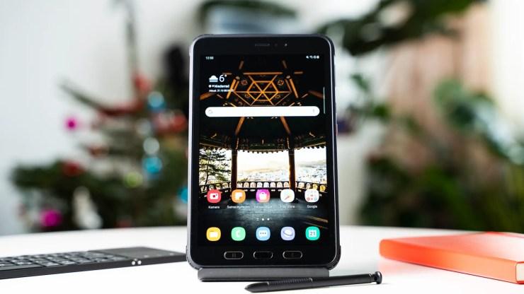 Samsung Galaxy Tab Active 3 getestet